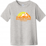 Knoxville Tennessee Mountains Toddler T Shirt