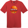 Santa Fe New Mexico Desert To Mountains Vintage T-Shirt