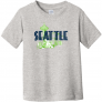 Seattle Space Needle Toddler T-Shirt