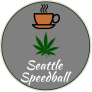 Seattle Speedball Circle Decal