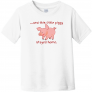 This Little Piggy Stayed Home Toddler T-Shirt