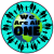 We Are All One Earth Peace Circle Sticker