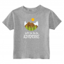 Let's Go On An Adventure Hiking Toddler T-Shirt
